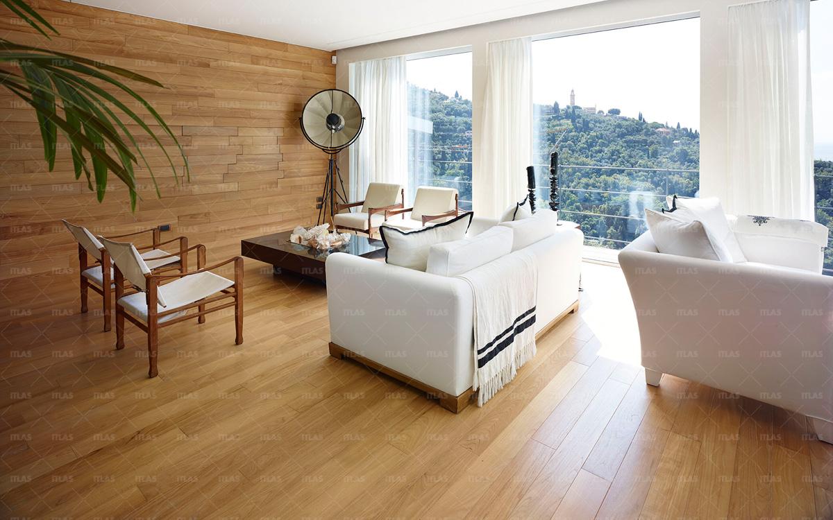 Realizziamo pavimenti in legno parquet per interni e rivestimenti 100 made in italy - Rivestimenti legno interni ...