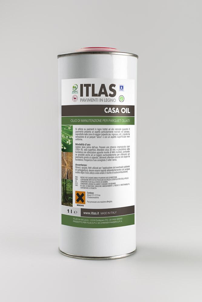 CASA OIL - Pavimenti oliati (Piallato a mano)